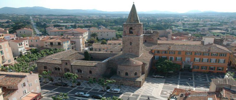 Patrimoine Fréjus Cathédrale Ste Léonce et Cloitre