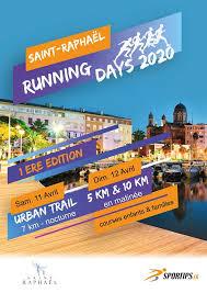 Saint Raphael Running Days 2020