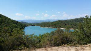 Lac de Saint Cassien