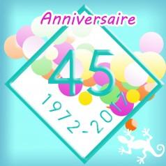 45ans
