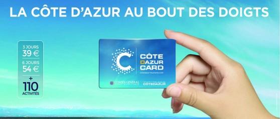 Côte d'Azur Card