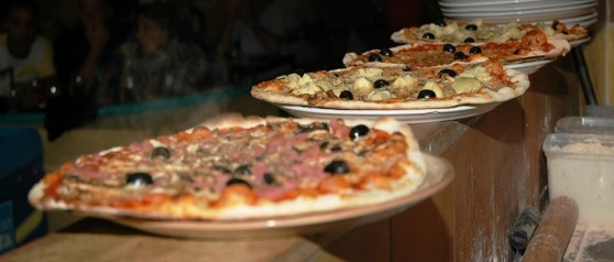 Pizza Bastiane