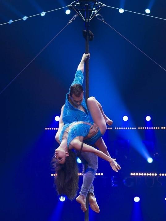 troupe cirque